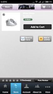 E.Commerce screenshot 4
