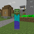 ZombieTown Minecraft Wallpaper icon