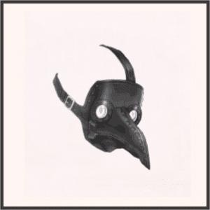 鴉のくちばし