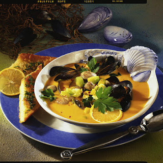 Clam And Mussel Chowder