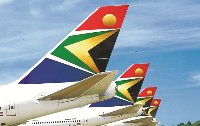 SAA. Picture: BUSINESS DAY