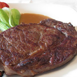Grilled Rib Eye Steak