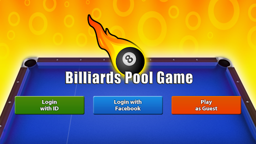 Billiards Pool Game