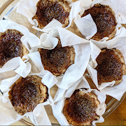 Maple butter tart
