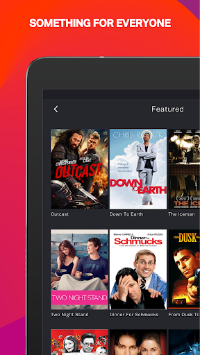 Screenshot for Tubi - Free Movies & TV Shows in Hong Kong Play Store