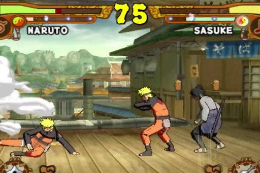 Download New Naruto Ultimate Ninja 5 Trick Google Play