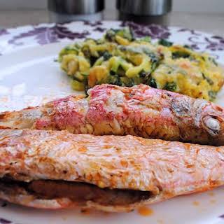 Mullet Fish Recipes.