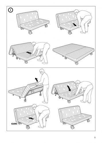 How Do Futons Work Mechanism To