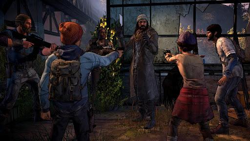 The Walking Dead: A New Frontier screenshot 11