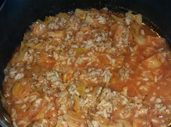 Stuffed Cabbage Soup Recipe