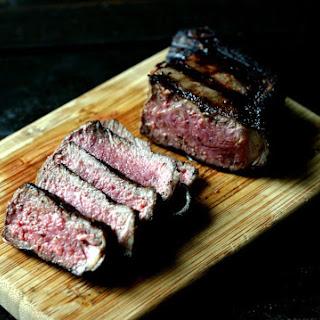 Balsamic Marinade for Steak.