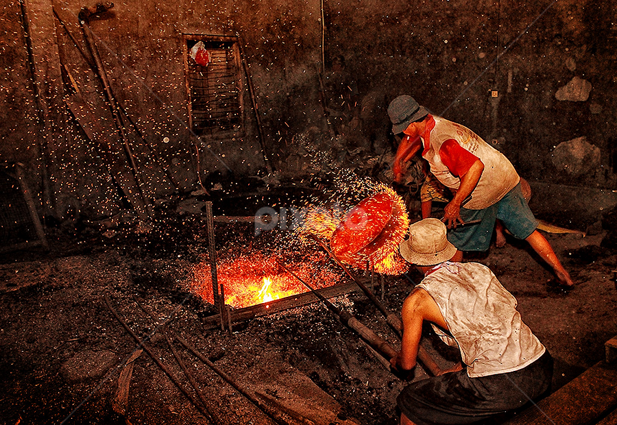 by Herry Wibowo - Professional People Factory Workers
