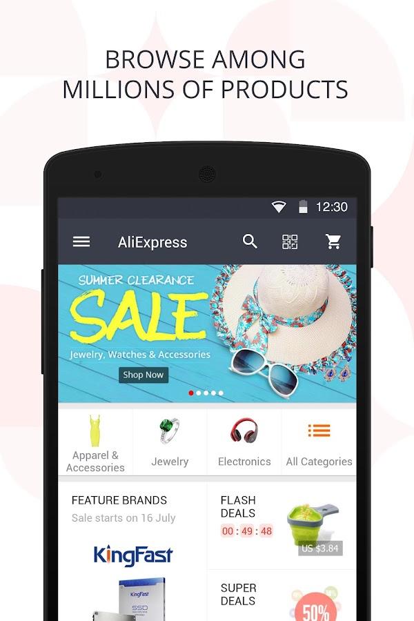 AliExpress Shopping App- screenshot