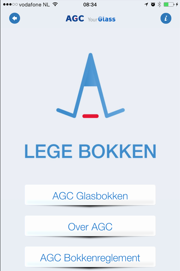 AGC Glasbokken- screenshot