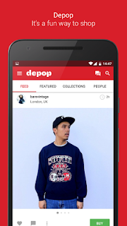 Depop - Buy, Sell and Share screenshot 00