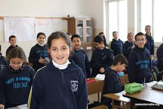 Photo: A l'école latine à Beit Sahour