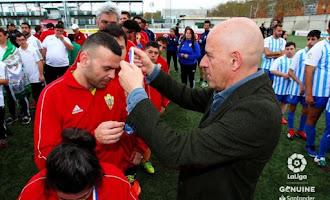 El Almería en la Liga Genuine Santander