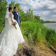 Wedding photographer Kseniya Andreeva (ksenia2197). Photo of 07.10.2015
