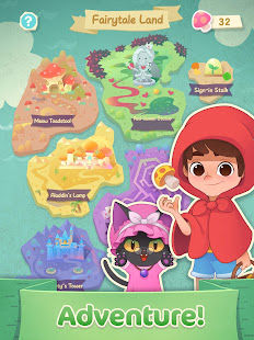 Jellipop Match-Decorate your dream island!