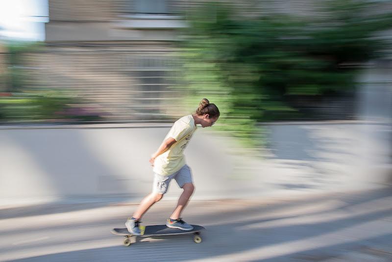 Skater. di MicheleCarrano