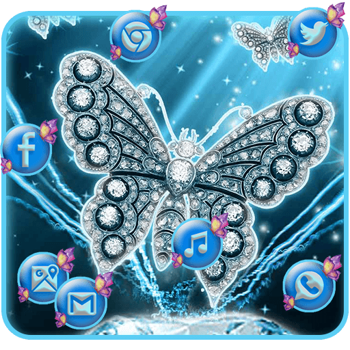 Diamond Butterfly