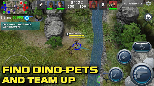 Primal Carnage Assault apkmr screenshots 16
