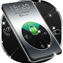 Phone Lock Fingerprints Theme icon