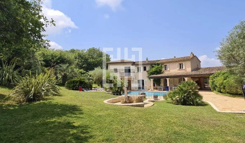 Villa avec jardin et terrasse Saint-Tropez