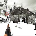 Commando shooter-sniper strike icon