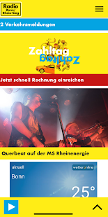 Bonn Rhein Sieg Radio Frequenz