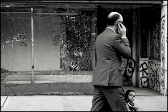 Photo: daddy time, lower east side, NYC
