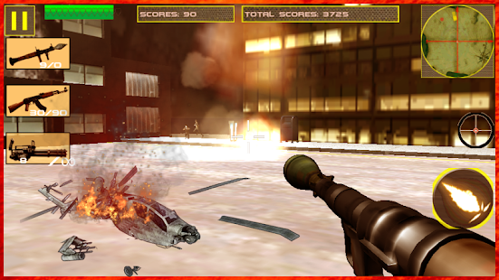 City SWAT Commando Strike screenshot