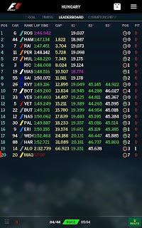 Official F1 ® App screenshot 12