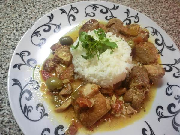 Tender Pork Stew Recipe