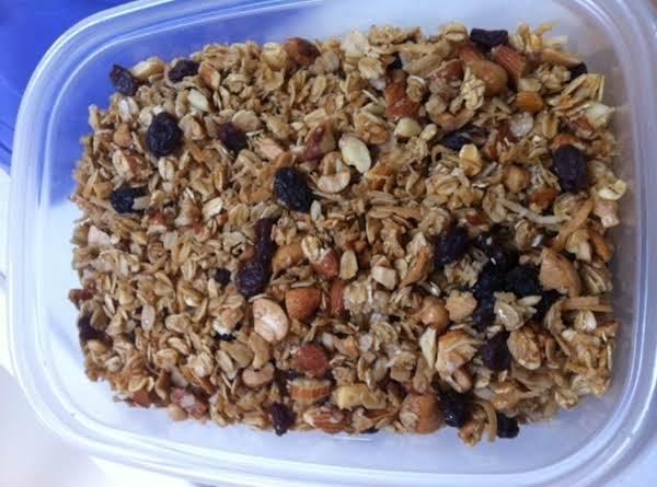 Tastiest Granola Recipe