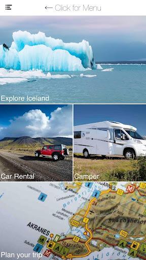 Travel Iceland screenshot 3