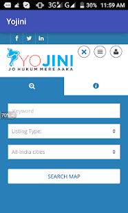 YOJINI.COM- screenshot thumbnail