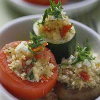 Couscous-stuffed Couscous