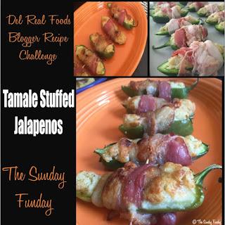 Tamale Stuffed Jalapenos