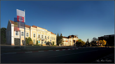 Photo: Turda - Piata 1 Decembrie 1918, Nr.28, Primaria  si Nr.29 - BCR - 2018.09.30