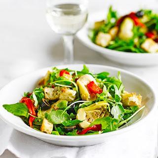 Italian Deli Salad.