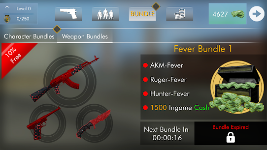 Gang Battle Arena MOD (Unlimited Ammo) 3