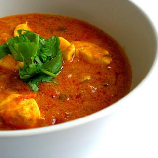 Dahiwali Chicken Curry.