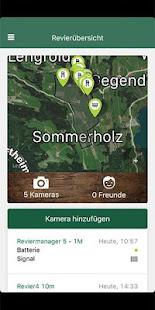 Reviermanager - Die Überwachungskamera App - náhled