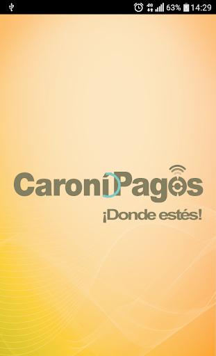 Caronu00ed Pagos Banco Caronu00ed, C.A. Banco Universal 1.5.3 screenshots 1