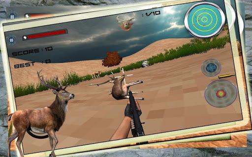 Deer Sniper Hunter 2015-FPS|玩冒險App免費|玩APPs