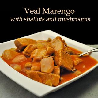 Veal Marengo