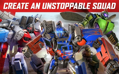 TRANSFORMERS: Forged to Fight- screenshot thumbnail