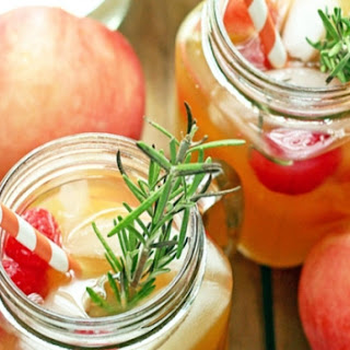 Peach Nectar Punch.