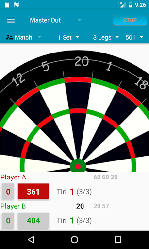 Darts Scorecard  screenshots 4